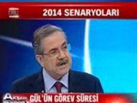 AK Parti'nin 2014 rotasını ne?