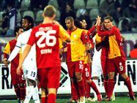 Galatasaray seriyi bozmuyor