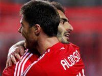 Hamit Altıntop, ilk golünü attı