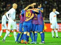Kıtalararası Kupa Barcelona'nın