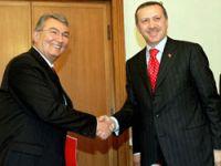 Sürpriz Erdoğan ve Baykal görüşmesi