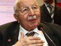 Erbakan'ın adı Ankara'da caddeye veriliyor