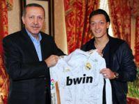 Erdoğan'a Real Madrid ziyareti