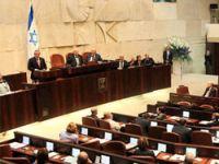'Soykırım' İsrail meclisinde!