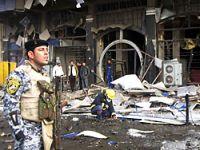 Irak'ta ölü sayısı 72'ye yükseldi