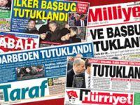 Gazetelerde İlker Başbuğ manşetleri