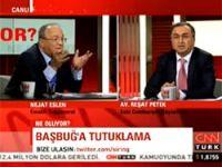 Canlı yayında kavga: 'Zaten askeri vesayetin saygısı yok'