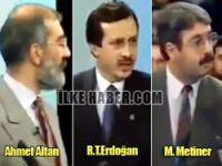 Bir zamanlar Recep Tayyip Erdoğan...