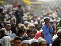 4 milyon Müslüman'dan barış duası