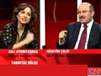 Hüseyin Çelik'ten gazeteciye BDP fırçası!