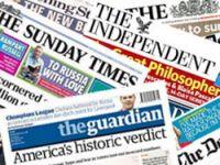 İngiltere Basın Özeti (18.01.2012)