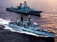 İran savaş gemileri Akdeniz'e çıktı