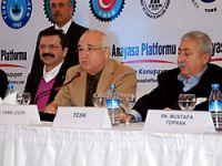 Yeni Anayasa için en anlamlı toplantı Diyarbakır'da yapıldı
