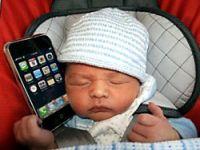 iPhone satışı bebek sayısını geçti!