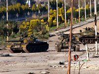 Esad katliama devam ediyor: Bir günde en az 100 ölü!