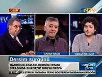 NTV'den Ciwan Haco sürprizi!