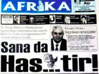Kıbrıs gazetesinden ağır manşet