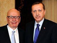 Rupert Murdoch, Erdoğan'la görüştü