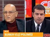 Elçi Burkay'a cevap verdi!