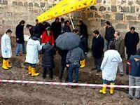 Diyarbakır'daki kazılar durduruldu