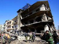Şam'da 2 patlama: 27 ölü