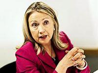 Clinton Suriyeli muhaliflere seslendi