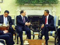Barzani, Obama ile görüştü
