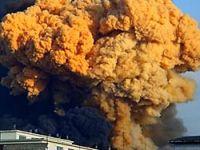 Şam'da çok şiddetli patlama!