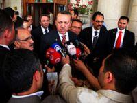 Erdoğan: PKK silah bırakırsa operasyonlar durur!