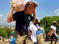 Sean Penn'e Barış ödülü!