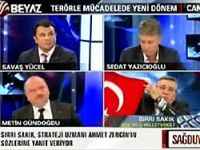 Canlı yayında Kürtler'e hakaret!