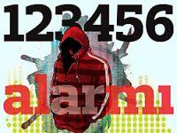 Siber saldırı geliyor 123456'yı değiştirin!