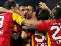 Galatasaray, Trabzon'a patladı