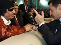Sarkozy'i yakacak Kaddafi belgesi!