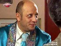 TRT'de Naim Şahin taklası
