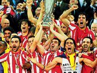 Arda'lı Atletico Madrid, Avrupa şampiyonu