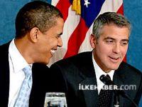 Clooney'den Obama'ya 12 milyon dolar bağış!