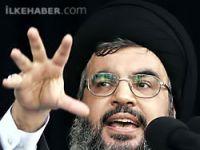 Hizbullah lideri İsrail'i tehdit etti