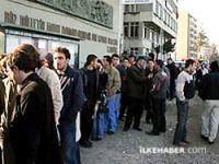 İşsizlik oranı çift hanede kaldı