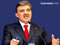 Gül'den CHP'li Aygün açıklaması!