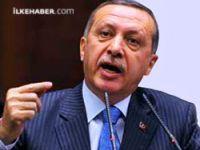 Erdoğan: Nankörlük yapma... Otur!