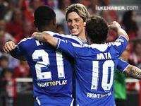 Chelsea Avrupa Şampiyonu