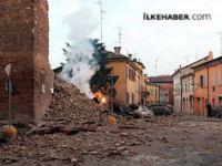 İtalya'da deprem: En az 3 ölü