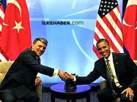 Abdullah Gül, Obama ile Görüştü