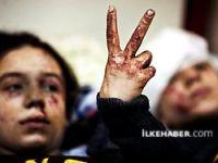Suriye'de katliam gecesi: 110 ölü