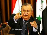 Celal Talabani'den son uyarı!