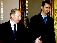 Putin'le Esad pazarlığı!