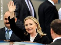 Hillary Clinton, İstanbul'da