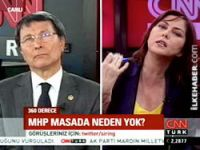 Şirin Payzın'dan, MHP'li vekile zor soru!