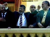Mısır'da zafer Müslüman Kardeşler'in